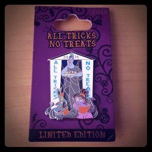 Disney Limited Edition Hades Halloween P